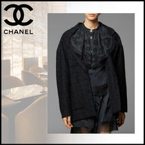 CHANEL Party Style Elegant Style Shirts & Blouses