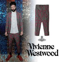 Vivienne Westwood Other Check Patterns Wool Cropped Pants