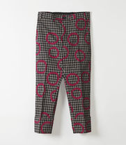 Vivienne Westwood Other Plaid Patterns Wool Cropped Pants