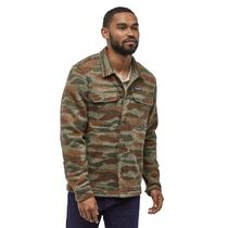 Patagonia Camouflage Blended Fabrics Street Style Long Sleeves Plain