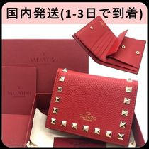 VALENTINO Logo Folding Wallets