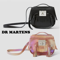 Dr Martens Casual Style Plain Leather Satchels