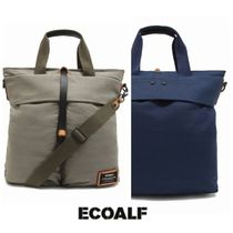 Ecoalf Casual Style Shoulder Bags