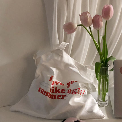 Casual Style Unisex A4 Bags