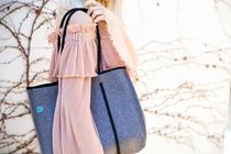 Chuchka Casual Style Unisex A4 Office Style Totes