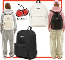 KIRSH Casual Style Street Style Backpacks