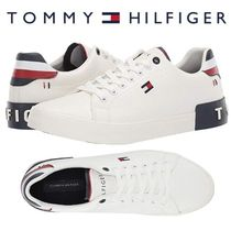 Tommy Hilfiger Street Style Plain Sneakers