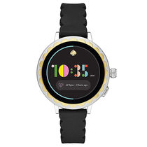 kate spade new york Casual Style Silicon Round Office Style Digital Watches