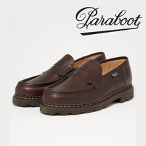 Paraboot REIMS Unisex Leather Oxfords