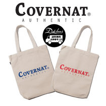 COVERNAT Casual Style Unisex A4 Totes