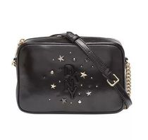 DKNY Star Casual Style Plain Leather Office Style Elegant Style