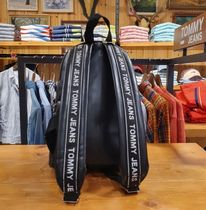 Tommy Hilfiger Casual Style Logo Backpacks