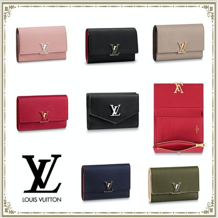 Monogram Street Style Long Wallets