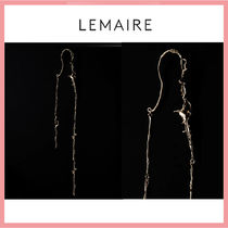 CHRISTOPHE LEMAIRE Casual Style Party Style Elegant Style Earrings & Piercings