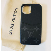 Louis Vuitton Monogram Unisex iPhone 11 Pro iPhone 11 Smart Phone Cases