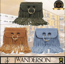J W ANDERSON Casual Style Elegant Style Shoulder Bags