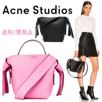 Ance Studios Casual Style Plain Leather Party Style Office Style