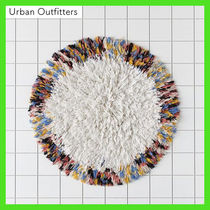 Urban Outfitters Stripes Dots Unisex Blended Fabrics Street Style