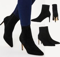 Lipsy Suede Pin Heels Party Style Office Style Elegant Style