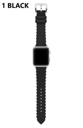 Casual Style Silicon Watches