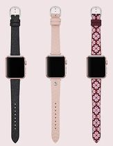kate spade new york Casual Style Leather Silicon Watches