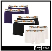 Moschino Cotton Boxer Briefs