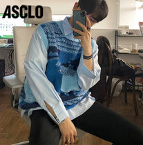 ASCLO Oversized Tops