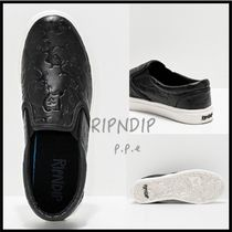 RIPNDIP Camouflage Unisex Loafers & Slip-ons