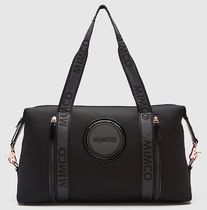MIMCO Unisex Street Style Oversized Activewear Bags