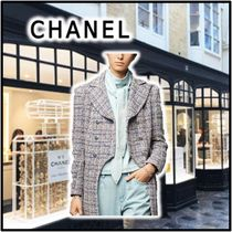 CHANEL 2020 SS BLOUSE blue shirts & blouses