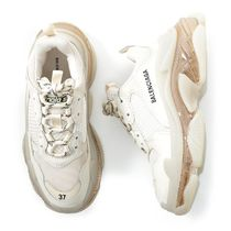 BALENCIAGA Low-Top Sneakers