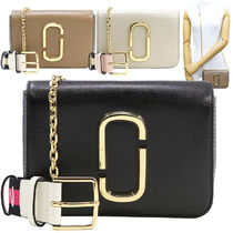 MARC JACOBS Casual Style 2WAY Leather Hip Packs