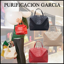 Purificacion Garcia Casual Style Party Style Office Style Elegant Style Handbags