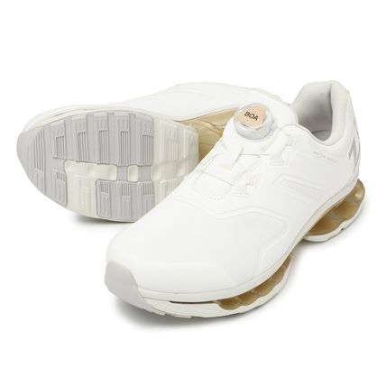 Rubber Sole Casual Style Unisex Blended Fabrics Studded