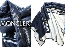 MONCLER Wool Ponchos & Capes