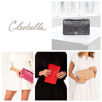 Cleobella Leather Clutches
