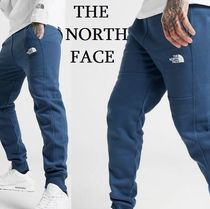THE NORTH FACE Sweat Street Style Plain Cotton Pants