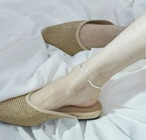 Hei Casual Style Street Style Anklets