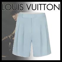 Louis Vuitton Wool Plain Trunks & Boxers