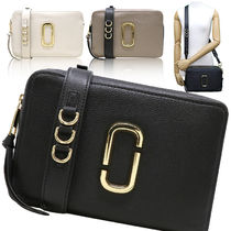 MARC JACOBS 2WAY Leather Crossbody Hip Packs
