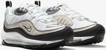Nike AIR MAX 98 Casual Style Unisex Street Style Low-Top Sneakers