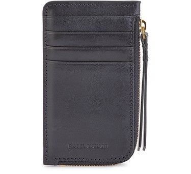 Leather Long Wallet  Card Holders