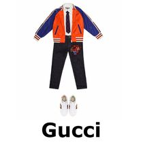 GUCCI Blended Fabrics Party Bridal Kids Boy