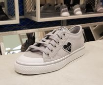 adidas Casual Style Unisex Street Style Low-Top Sneakers