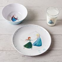 Pottery Barn Collaboration Plates