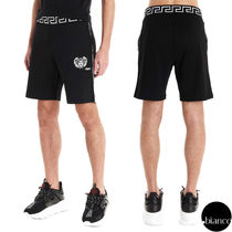 VERSACE Sweat Joggers Shorts