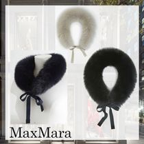 MaxMara Casual Style Plain Party Style Office Style Elegant Style