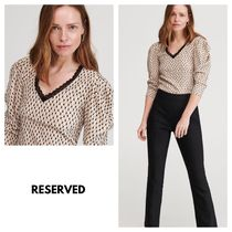 RESERVED Puffed Sleeves Puff Sleeves Shirts & Blouses
