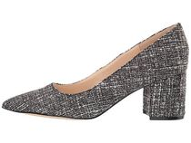 Nine West Tweed Block Heels Elegant Style Block Heel Pumps & Mules