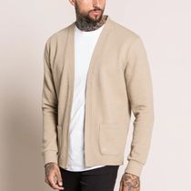Bee Inspired Clothing Street Style Plain Cotton Cardigans